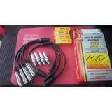 Cables Y Bujias Ngk Vw Gol Power Y Saveiro Con Gnc 97 A 2008