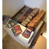 Lote De 100 Cartas Yu Gi Oh! Sin Repetidas. Originales.