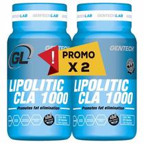 Lipolitic Cla 1000 Gentech X 120caps. Promo X 2