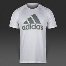 Camisa Adidas Base Logo Masculina Original