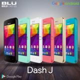 Teléfono Blu Modelo Dash J D070x Nuevos Dual Sim Tienda Ccs