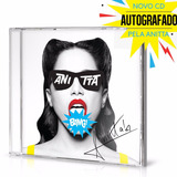 Cd Original Autografado Anitta Bang! Bandup!