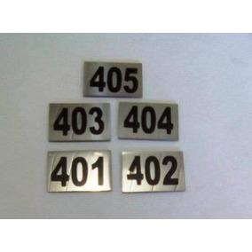 Placa Identificação Para Caixa De Correios,número,residencia
