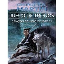 Martin George R R - Juego De Tronos - Libro