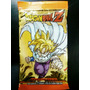 Lote X 25 Sobres Trading Cards Coleccionables Dragon Ball Z