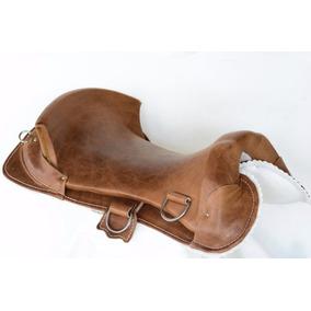 P01 Sela Freio De Ouro Especial C/ Travessão Embutido Cavalo