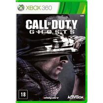 Call Of Duty: Ghosts Em Português Mídia Física Novo Xbox 360