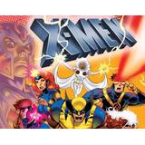 Dvd X Men Coleção Completa Todas Temporadas Clássica 1° A 5°