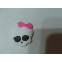 Caras Logo Monster High Porcelana Fria