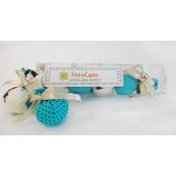 Lembrancinha Nascimento Sachês Perfumados - Kit Com 10