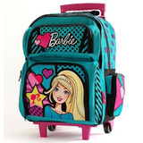 Mochila Barbie Grande Con Carro 16791 Mejor Precio!!