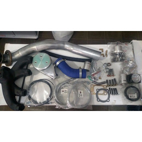 Kit Turbo Vw Ap Pulsativo Farol 1.6 / 1.8 /2.0