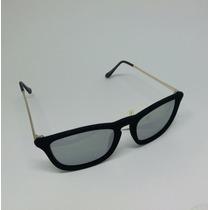Óculos De Sol Feminino Veludo Espelhado Aveludado Oc02