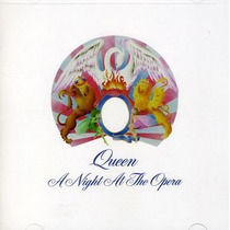 Cd Queen Night At The Opera Importado