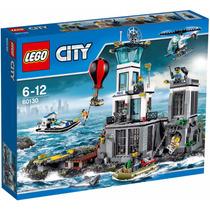 Lego 60130 Cidade A Prisão Na Ilha Original