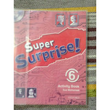 Libro Ingles Súper Surprise Activity Book 6 Oxford