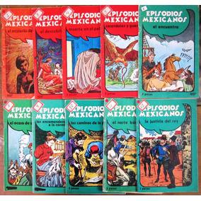 Episodios Mexicanos, Comic 57 Numeros