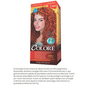 1coloração, 1 Pigmento Colore. Hair Fly. Pronta Entrega.