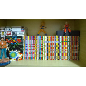 Manga Dragon Ball E Dragon Ball Z Coleção Completa 82 Vol Hq