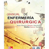 Manual De Enfermeria Quirúrgica E-book