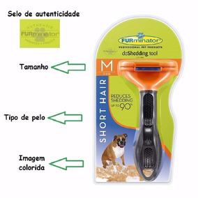Rasqueadeira Furminator Cães Pelo Curto Médio Menor Preço