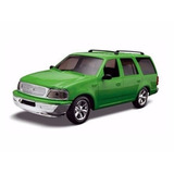 Miniatura Ford Custom Expedition Kit Para Montar 1:25 Revell