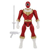 Power Rangers Súper Megaforce - 5 Action Hero Zeo Ranger Ro