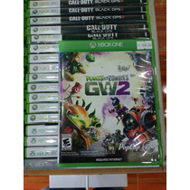Plants Vs Zombies Gw 2 Xbox One Seminuevo Solo En Igamers