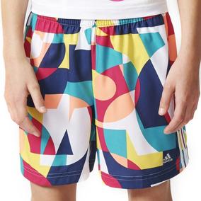Shorts Atletico Young Girls Niña adidas Aj7377