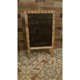 Lousa Cavalete Restaurante Quadro Negro