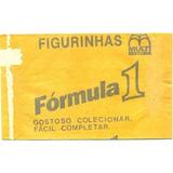 Envelope Vazio Do Album Fórmula 1 - Multi Editora -1988