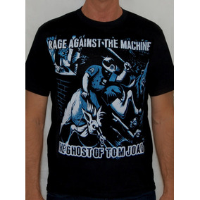 Camiseta Rage Against The Machine - The Ghost Of Tom Joad