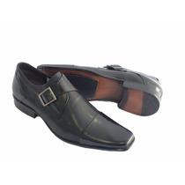 Sapatos Masculinos De Couro Legitimo Marca Dml Modas Forrado