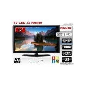 Televisor Rania 32 Led Hdmi Usb Fabricante Lg Oferta