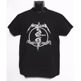 Remeras Metallica Death Magnetic - Rock - Camisetas