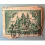 Sello Postal Deutsche Bundespost Alemania, 1937 Estampilla