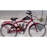 Bicimoto Trae Tu Bici Y Tu Motor Y Kit Y La Motorizamos