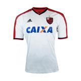 Camisa Do Flamengo/ Bordada/ Com Nome Atrás.
