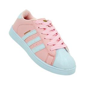 Tenis Impermeavel Infantil Adidas Star - Calçados 30e32e5ff60