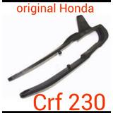 Guia Deslizador Corrente Crf230 Original Honda 0217