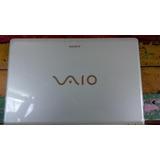 Sony Vaio -joya- Core I3 4 Gb 500 Gb Hdmi Tomo Celular Leer