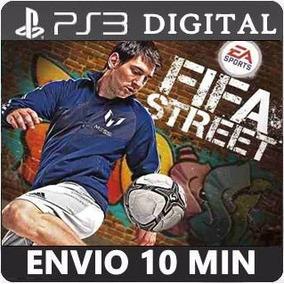 Fifa Street Ps3 Psn Midia Digital Envio Imediato Imediato