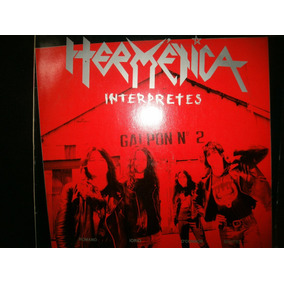 Hermetica Interpretes Vinilo Lp Nuevo Ultimo Del Stock