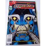 Comic Dc: Crisis En Las Tierras Infinitas, Tomo 3. Ed. Vid.