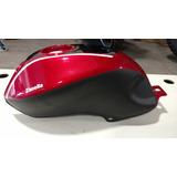 Tanque Zanella Rx150 Rojo C/negro Original. En Panther Motos