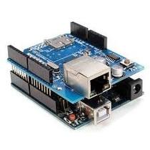 Ethernet Shield P/ Arduino Pic Avr W5100 - Pronta Entrega