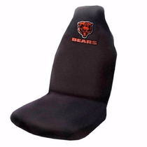 Forro Cubre Asiento Para Carro Nfl Chicago Bears