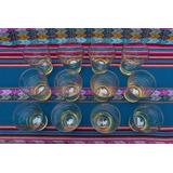 Set 12 Vasos De Cristal Nuevo En Caja