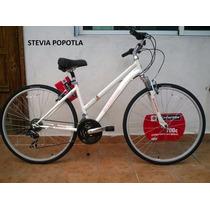 Bicicleta Schwinn Network 1.0 700c Hibrida, Mujer