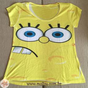 T-shirt Bob Esponja